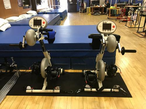 APE view of exercise bikes for upper body strength