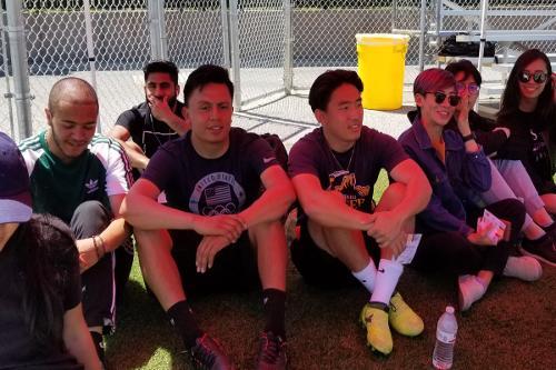 Soccer shade