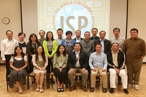 Jiansu Delegation