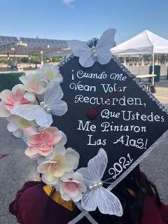 Cap graduation