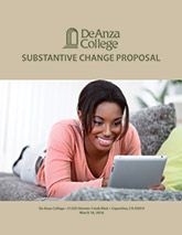 Substantive Change Proposal