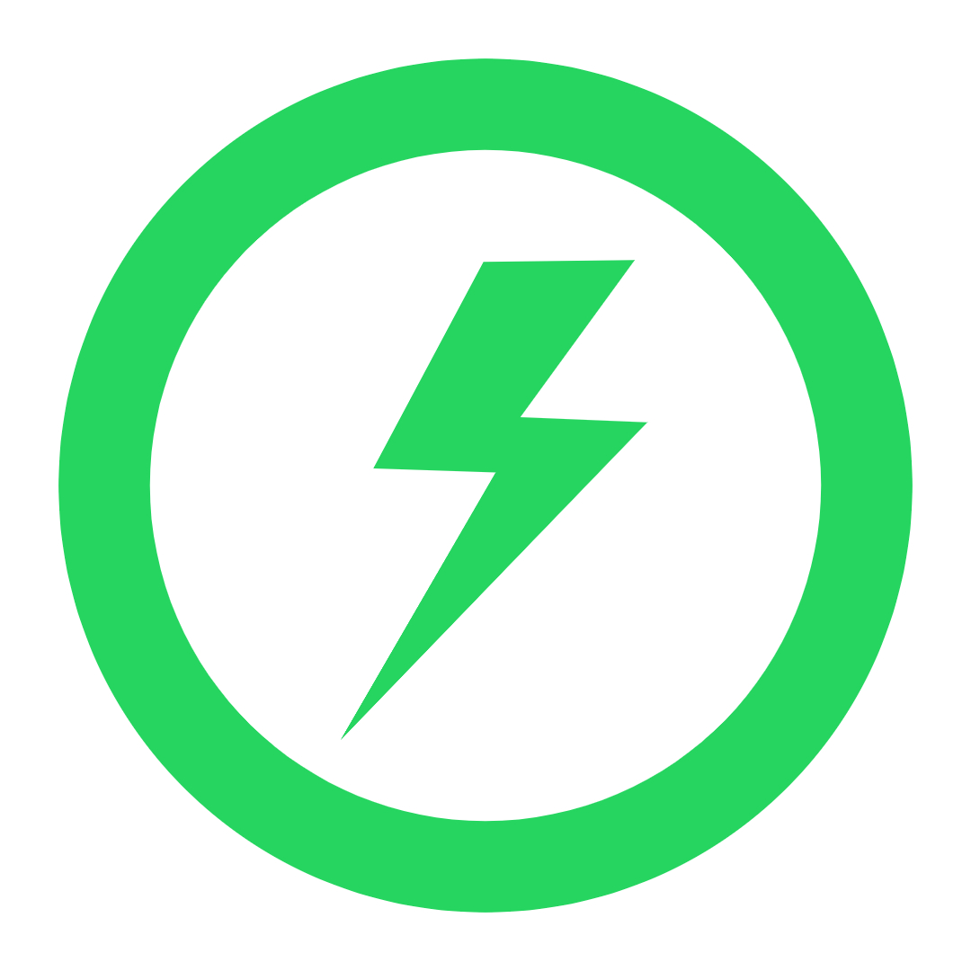 green power symbol
