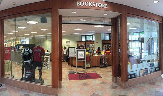 Main Bookstore Entrance