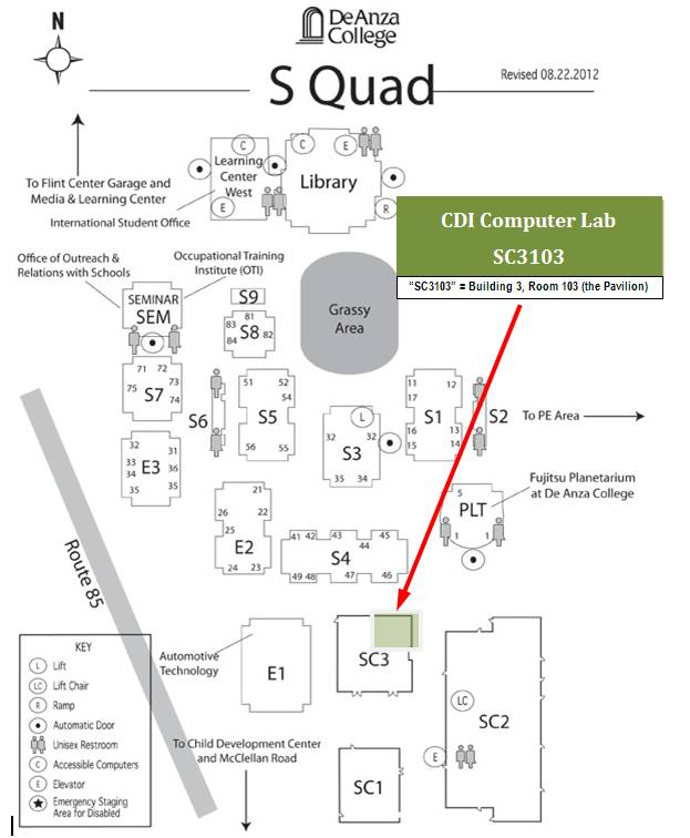 Business/Computer Systems CDI Computer Lab