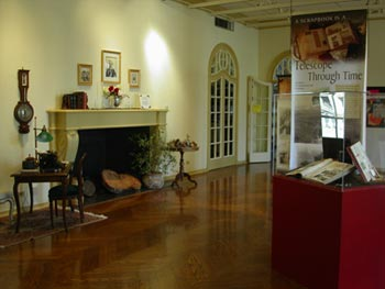 Inside the California History Center