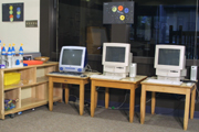 image of computer center