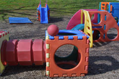 outdoor play modules