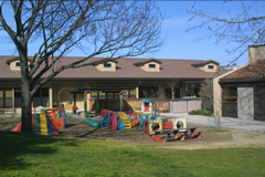 image of play area near Toddlers classrooms