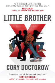 Cory Doctorow's Little Brother