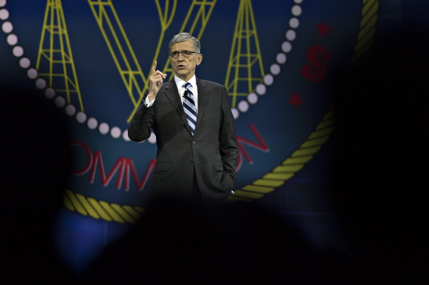 Former FCC Chairman Thomas Wheeler
