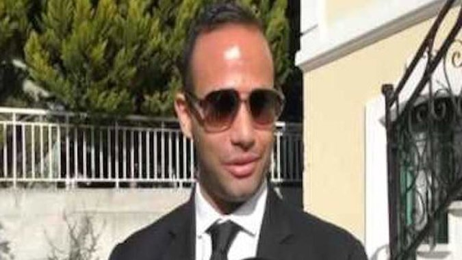 George Papadopoulos, a former campaign adviser to Donald Trump