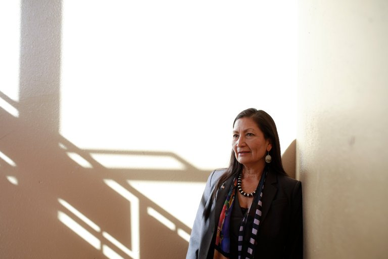 Deb Haaland, a Democratic candidate for Congress in New Mexico's First District