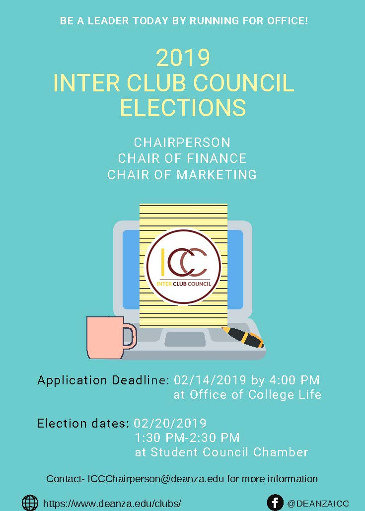 Updated 2019 ICC Election Flyer