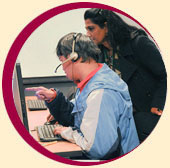 Assistive Technology training session
