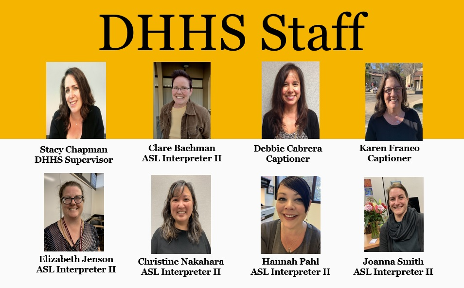 Staff Group Image DHHS