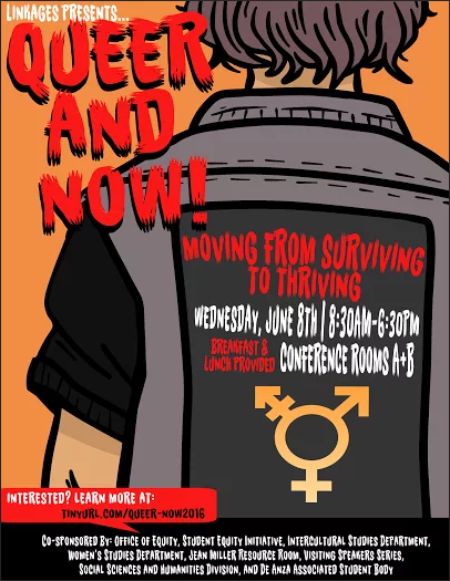 queer and now conference banner