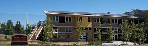 Kirsch Center for Environmental Studies at De Anza College
