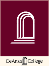 De Anza icon - stylized arches