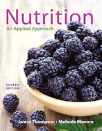Nutrition 10 Textbook Cover: Nutrition 10 textbook - no access code is required.