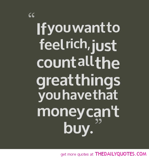 Rich Quote