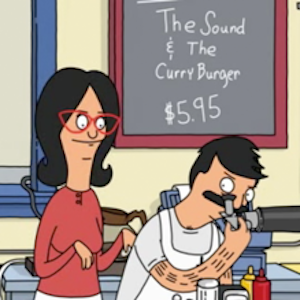 The Sound and the Curry Burger