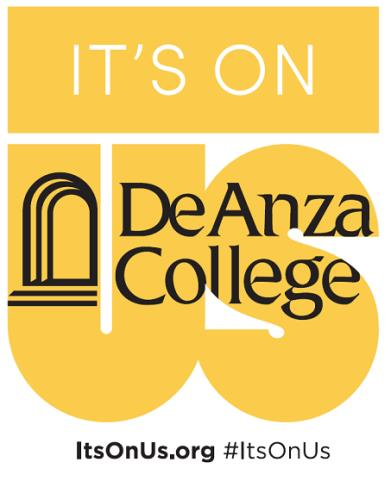 It's on us - De Anza