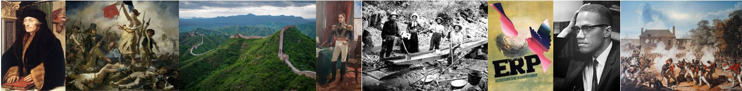 historical images with women and men