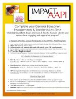 IMPACT AAPI Application