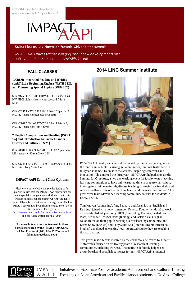 Newsletter Fall 2014