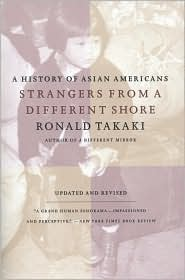 book cover for 'Strangers From a Different Shore: A History of Asian Americans' by Ronald Takaki