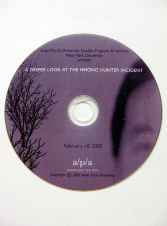 A  			Deeper Look at the Hmong Hunter Incident DVD