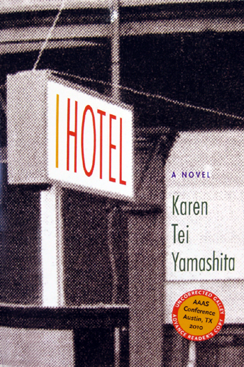 I-Hotel  			(novel) book cover