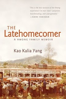 The  			Latehomecomer book cover