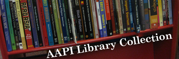 AAPI Library Collection