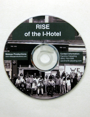Rise of  			the I-Hotel DVD