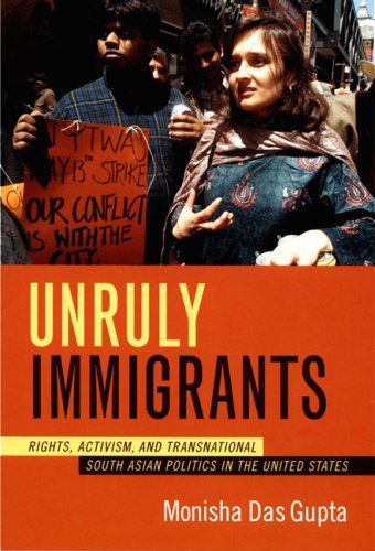 Unruly  			Immigrants book cover