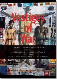 Vestiges  			of War book cover