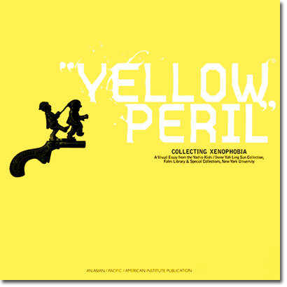 Yellow Peril  			book cover