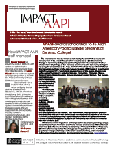 Winter '13 IMPACT AAPI Newsletter