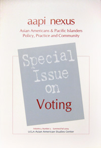 AAPI Nexus: Special Issue on Voting