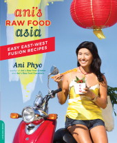 Ani's Raw Food Asia book cover