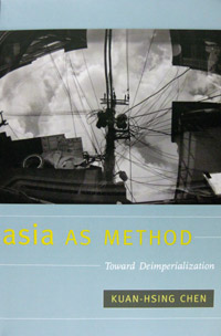 Asia As Method book cover