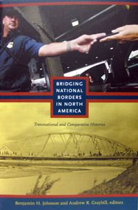 Bridging National Borders in North America book cover