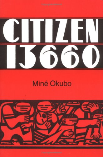 Citizen 13660 book cover