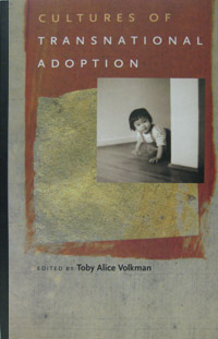 Cultures of Transnational Adoption book cover