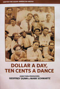 Dollar a Day, Ten Cents a Dance dvd cover