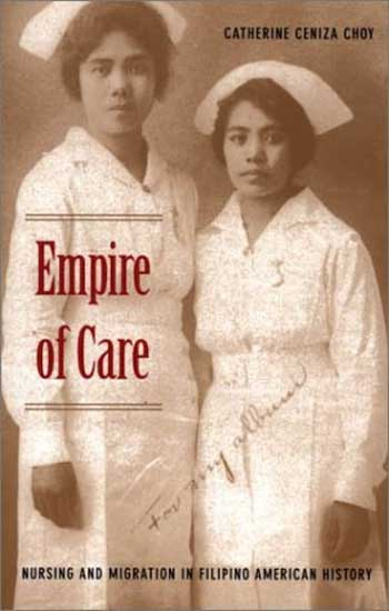 Empire of Care book cover