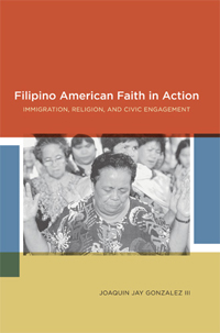 Filipino American Faith in Action book cover
