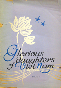 Glorious Daughters of Viet Nam book cover