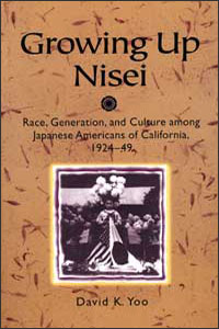 Growing Up Nisei book cover